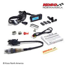 KOSO Air Fuel Ratio Gauge Meter Gauge 4 Stroke Wide Band BA004068