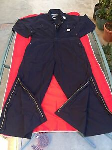 Carhart / Workrite Brand FR Fire Resistant  Coveralls - Pre-owned- FREE Shipping
