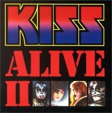 KISS ALIVE II REMASTERED 2 CD NEW