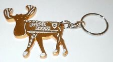 Stupid Moose Keychain Bob Angus Show Settlers of Catan GOLD Mayfair Games NEW
