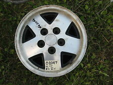 CHEVROLET S10 ALLOY WHEEL RIM BLACK 4X4 15 CAP 1991 1992 1993 1994 BLAZER JIMMY