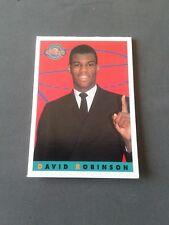 1993 Kelloggs Star Pics David Robinson NM Condition
