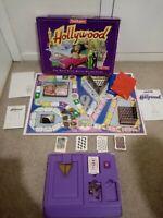 Hollywood Board Game 1990 Waddingtons Rare Make Movies & Win Oscars