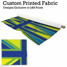 Tessuti e stoffe blu per hobby creativi rivestimento al metro