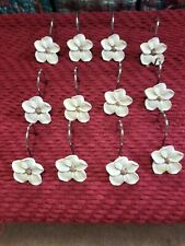 Magnolia Shower Hooks Rings