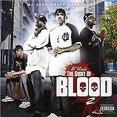 G UNIT The Sight of Blood 2  CD ALBUM  NEW - NOT SEALED