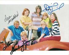 THE PARTRIDGE FAMILY CAST REPRINT AUTOGRAPHED 8X10 SIGNED PHOTO DAVID CASSIDY RP