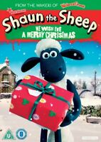 Nuovo Shaun The Sheep - We Wish Ewe A Merry Christmas DVD