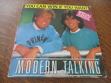 maxi 45 tours modern talking you can win if you want