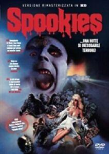 Dvd Spookies - Versione Rimasterizzata in HD - (1986) .....NUOVO