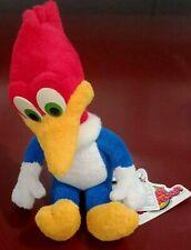 Woody Woodpecker Plush Toy Universal Studios Japan 25cm Tall Sitting