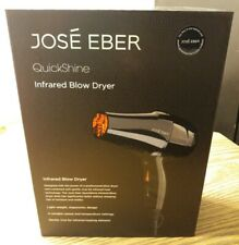 Jose Eber Quick Shine Infrared Blow Dryer 4 Variable Speed Fast Drying NIB