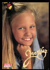 Jennifer Autogrammkarte Original Signiert ## BC 46735