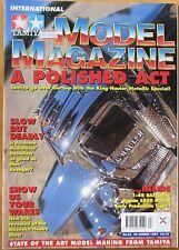 TAMIYA INTERNATIONAL MODEL MAGAZINE....ISSUE NO. 63 AUGUST 1997