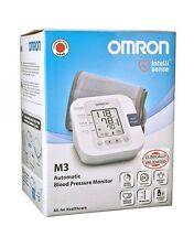 OMRON M 3 INTELLIS INTELLISENSE braccio digitale di pressione sanguigna Monitor 90 Memory