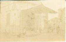 Turquie, Smyrne, Izmir, Rue et maisons, ca.1900, Vintage citrate print Vintage c