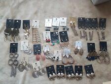 JOB LOT 31 Pairs of Earrings