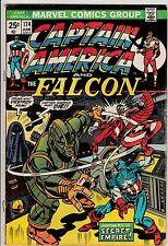 CAPTAIN AMERICA 174 Jun 1974 Very Good X-Men Cross Over