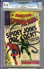 Amazing Spider-Man #56 CGC 9.6 NM+ Universal CGC #1054965012