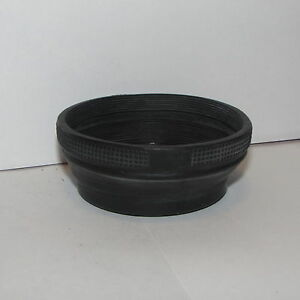 Used 52mm Collapsible Rubber Lens Hood vintage S107043