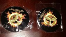 Lot of 2 Hunger Games Mockingjay Pin - New & Rare