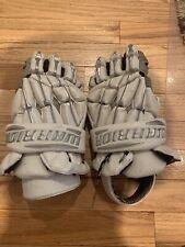 Warrior Regulator White Size 14 Lacrosse Gloves