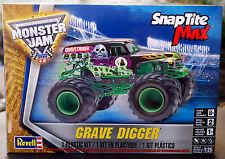 Grave Spéléon Monster Truck Snap-Kit, 1:25, REVELL 1234 Nouveau Neuf 2017