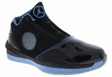 Nike Mens Air Jordan 2010 Size 8.5 Black University Blue D Wade Shoes 387358 003
