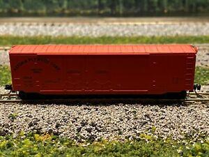 N Scale - MTL 75020 Astoria Plywood 50' Double Door Boxcar USLX 10067 N1794