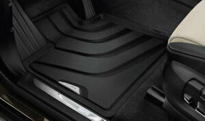 Original BMW X3 F25 X4 F26 all Weather Floor Mats Rubber Mats Front