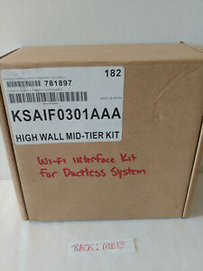 Carrier KSAIF0301AAA - Wi-Fi Interface Kit for Ductless Systems