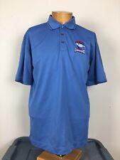 Nike Golf Charlotte Checkers Short Sleeve Golf Polo Shirt Men's Size L