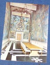 OSLO, NORWAY, THE TOWN HALL, EAST GALLERY, FRESCO BY PER KROHG