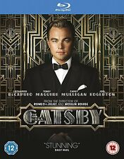The Great Gatsby (Blu-ray, 2013) FREE SHIPPING