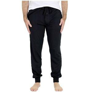 XL Mens Hanes X-Temp Knit Sleep Joggers Lounge Pant Stretch Bottoms Pajamas NWT
