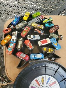 Hot Wheels Redline 24 Car Super Rally Case 1968/2007 WITH CARS! By Mattel