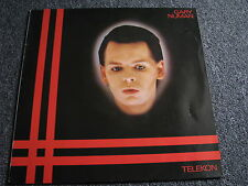 Gary Numan-Telekon LP-1980 Germany-Pop-New Wave-Elektronic-33 U/min Album