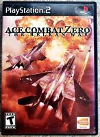 Ace Combat Zero: The Belkan War (Sony PlayStation 2, 2006) *TESTED & WORKING*