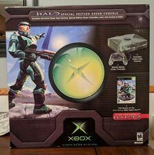 🔥NEW🔥HALO Limited Edition (Green) ORIGINAL XBOX CONSOLE [MICROSOFT XBOX, 2004]