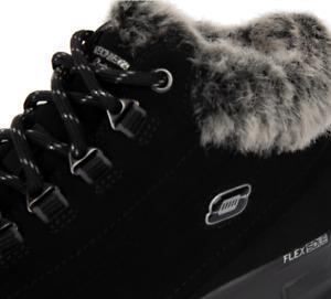 Skechers Synergy Vital Sign BLACK 7US Memory Foam , Flex Elite