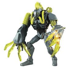 Max Steel Toxzon Action Figure
