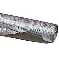75m² STROTEX 150 ALU Dampfsperrbahn Dachfolie Dampfsperre Dampfsperrfolie Q6