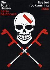 """DIE TOTEN HOSEN """"HALS UND BEINBRUCH LIVE..."""" DVD NEU"""