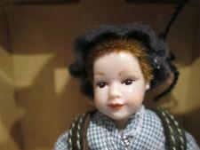Heidi Ott poupée miniature doll house 1:12 10 cm année 2001 état neuf