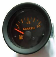 Manometro Strumento Road Italia Abarth Delta Livello Carburante Benzina