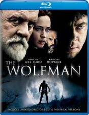 The Wolfman (2010) - Unrated Director's Cut [New Blu-ray] Director's Cut/Ed, U