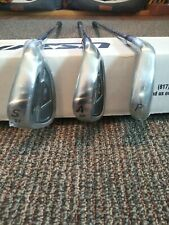 NEW TaylorMade PSi forged wedge set PW-AW-SW must go...