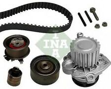 Kit Distribuzione+Pompa Acqua Audi A3 A4 VW Golf Passat Touran Seat Leon 2.0 TDI