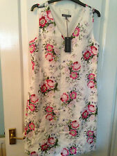 Laura Ashley Linen Floral Dresses for Women