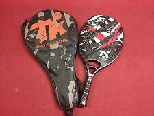 [NUOVA] Racchetta beach tennis TK JAG II 2016 in carbon 3K | vision tom caruso
